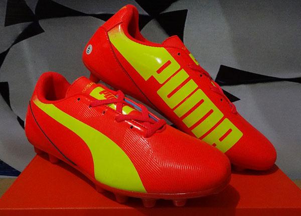 Jual Sepatu Bola Puma Evospeed Orange - Sepatu Bola Zone ... 3f47f0c066