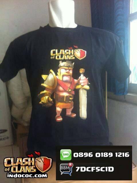 Jual Barbarian King 1 clash of clans - INDOCOC | Tokopedia