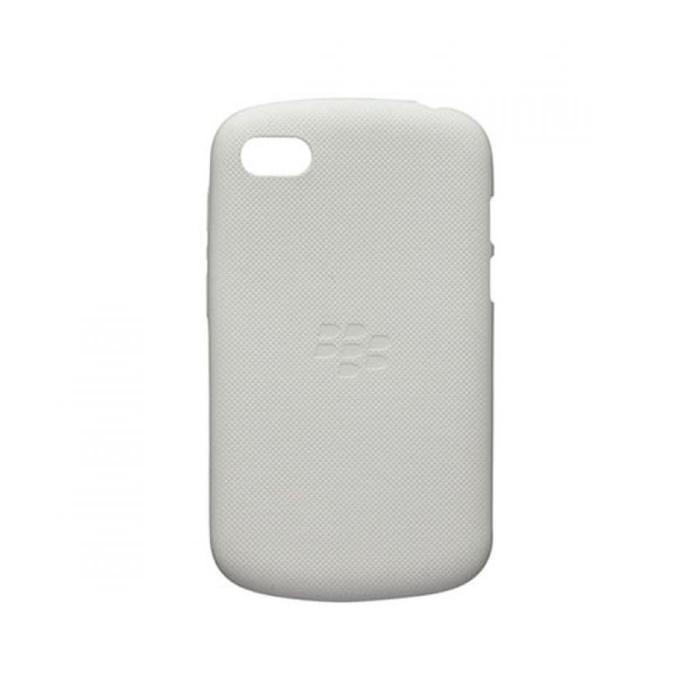 Blackberry Q10 Case Soft Shell - White Blackberry Q10 Case Soft Shel