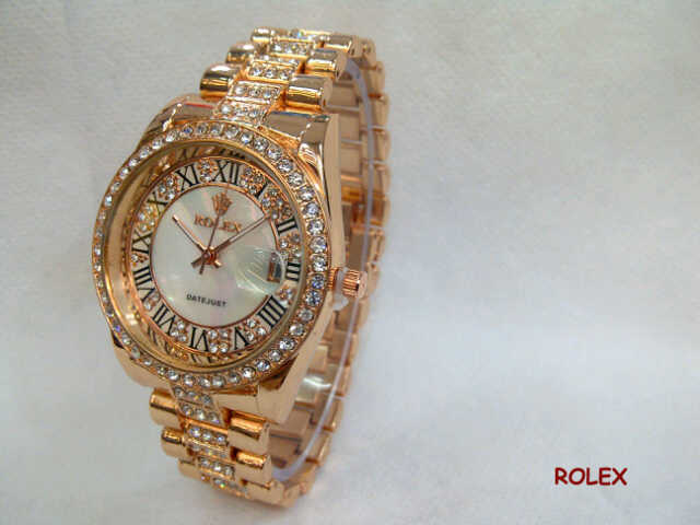 Jam tangan wanita Rolex (RX033)