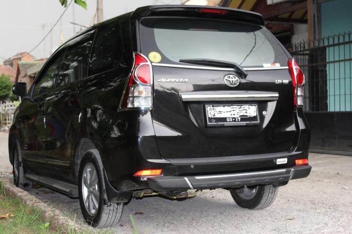 All New Toyota Avanza 2012 Spec Brochure Price List Specification E G ...