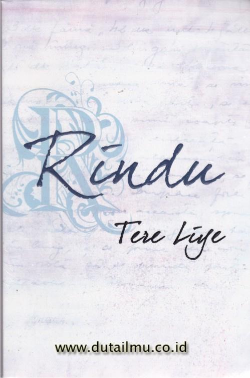 Novel Rindu Karya Tere Liye - Republika