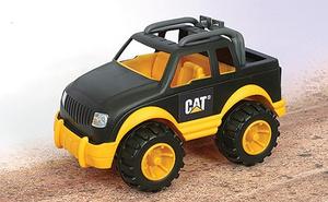 MAINAN PICK UP TRUK ORIGINAL CAT TERMASUK HELM SEKOP GARPU MAO VHC0149