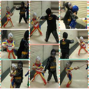 3309246_72afa302 6d58 11e4 a259 33bb2523fab8 jual kostum superhero anak ( batman, superman, spiderman, captain,Baju Anak Anak Batman