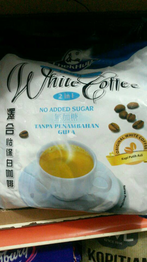 Jual White Coffee Check Up Toko Akun Tokopedia