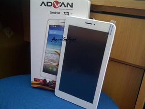 Tablet Advan T1Q 7 inci Kitkat RAM 512 Dual Camera
