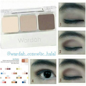 ulasan produk tutorial make up by wardah wardah cosmetik halal ...