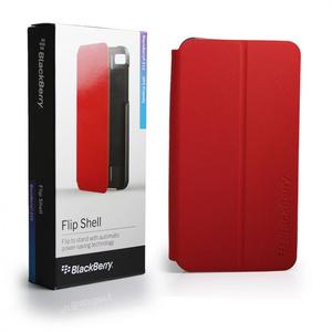 Blackberry Z10 FlipShell Case - Merah - Halloween Promo