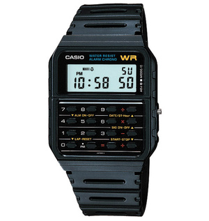 Jam Tangan Casio Calculator CA-53W-1Z