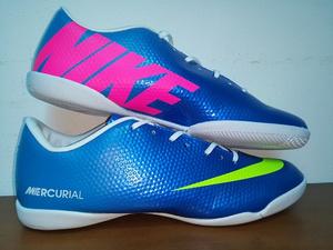 Jual Sepatu Futsal Nike Mercurial Vapor IX Neptune - Bobos