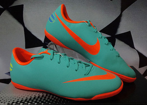 low priced ce01b c899b ... Sepatu Futsal Original Nike Mercurial Victory III IC Tosca Ori . ...
