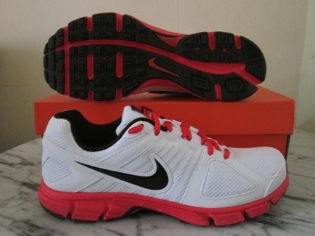 Jual Sepatu running nike downshifter 5 MSL putih original asli murah ... 47a9147182