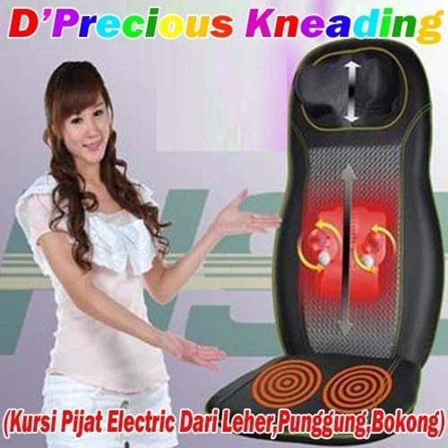 Kursi Pijat Electric D Precious Kneading Bisa di Mobil