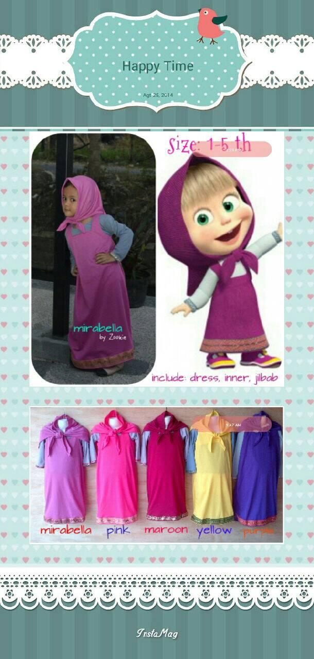 Jual boneka marsha cek harga di PriceArea com Source · Baju Masha and The Bear untuk