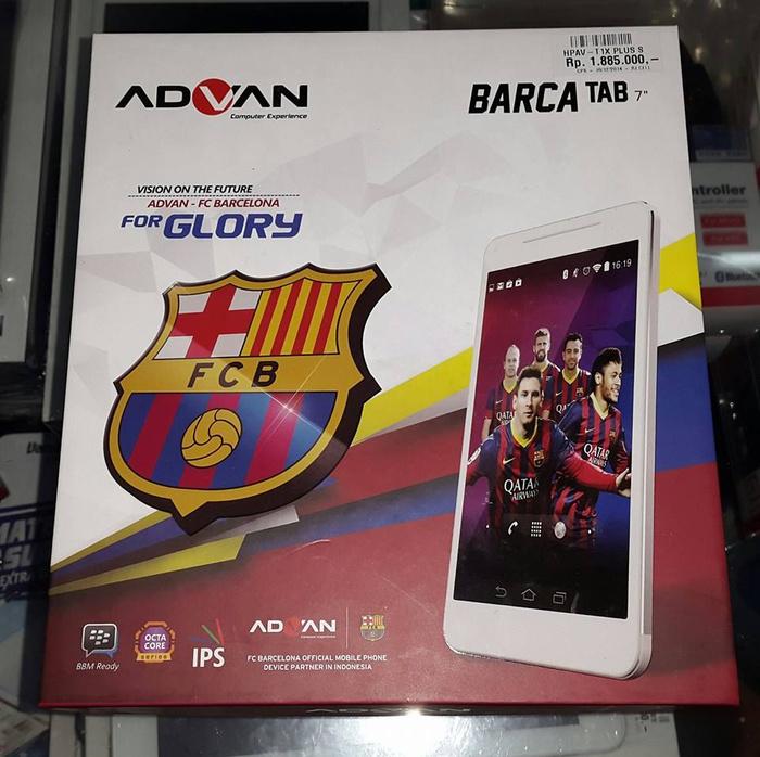 Tablet Advan T1X Plus BARCA TAB 7