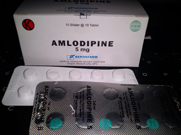 Viagra And Amlodipine