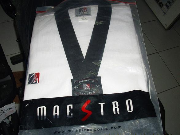 harga Dobok (Seragam) Taekwondo (Maestro) Tokopedia.com