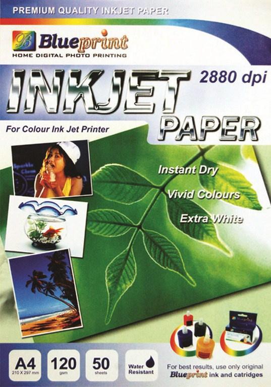 Jual kertas foto blueprint inkjet paper 120 gsm berkualitas sumber kertas foto blueprint inkjet paper 120 gsm berkualitas malvernweather Image collections