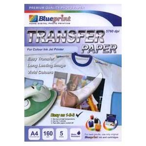Jual kertas foto blueprint t shirt transfer paper 160gsm white kertas foto blueprint t shirt transfer paper 160gsm white malvernweather Choice Image