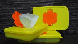 TUPPERWARE Tissue Box 1 pcs