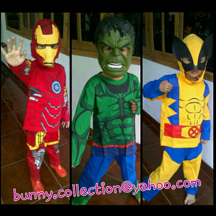 3309246_0549cb64 9abb 11e3 9870 d3912523fab8 jual kostum superhero anak ( batman, superman, spiderman, captain,Baju Anak Anak Batman