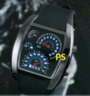 Tokyo Flash Speedometer Black