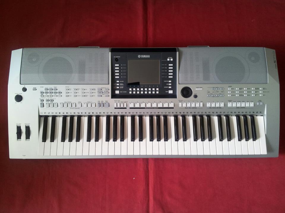 jual keyboard yamaha psr s710 hexacom elektronik tokopedia. Black Bedroom Furniture Sets. Home Design Ideas