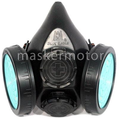Harga Masker Motor Double Light