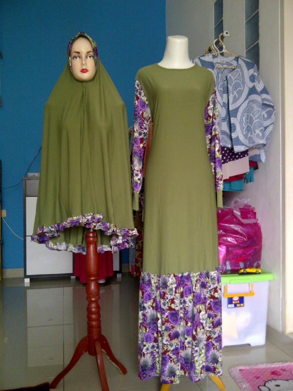 Jual Baju Muslim Gamis Syar 39 I Syandinaryo Shop Tokopedia