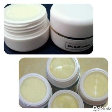 Cream Malam SPC 0,05