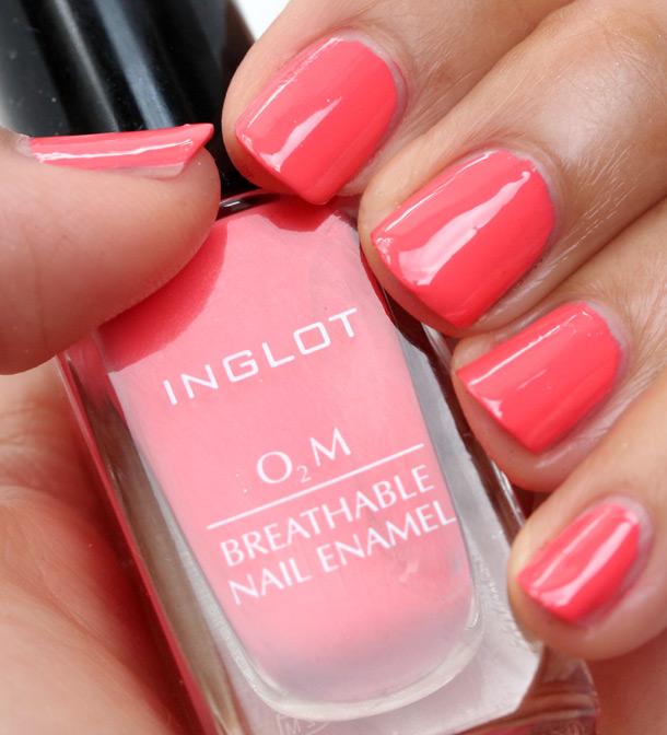Jual 684 Nail Polish Inglot O2M Breathable Nail Enamel