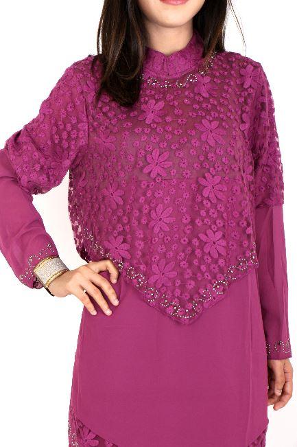 Pembelian grosir minimal 3 potong model Suplier baju gamis remaja harga pabrik bandung