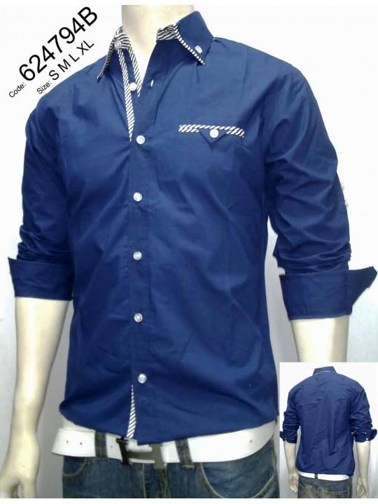 Baju Kemeja Lengan Pendek