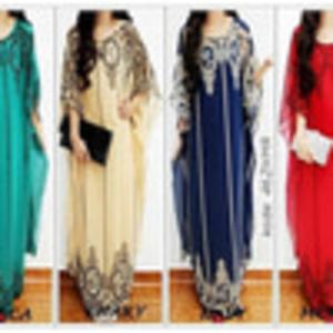 Model Baju Gamis Muslim Tanah Abang