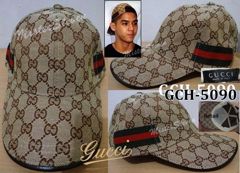 Jual TOPI   HAT  CAP co ce GCH-5090 Gucci IMPORT ... 4bff6a1d972
