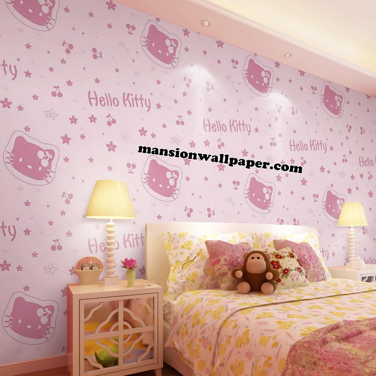 mansion wallpaper tokopedia
