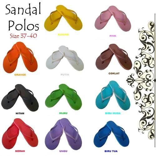 Sandal Jepit Bali images