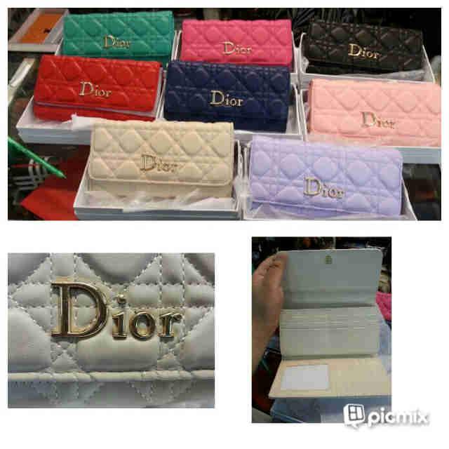 Jual Dompet Dior Lipat 3 (DR-97720) - Goodies Looties Shop ... c4bd92f7ef