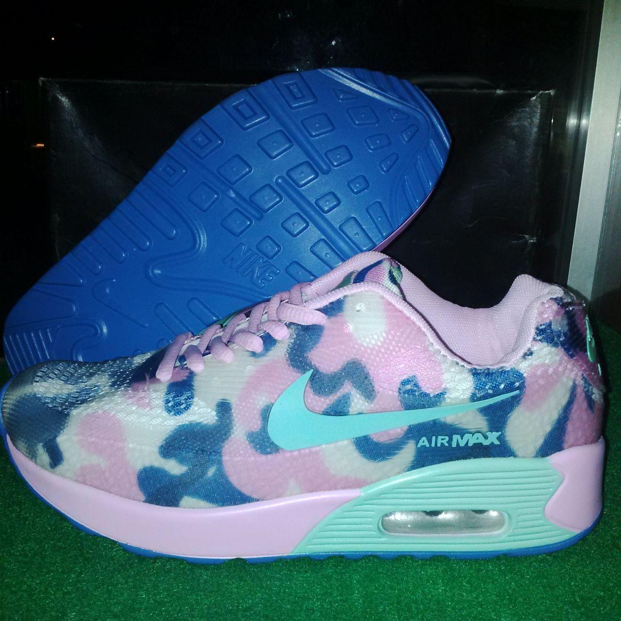 Jual Sepatu Nike Air Max Premium 90 Women Army - Lelono Sport ... 0ad00c9233