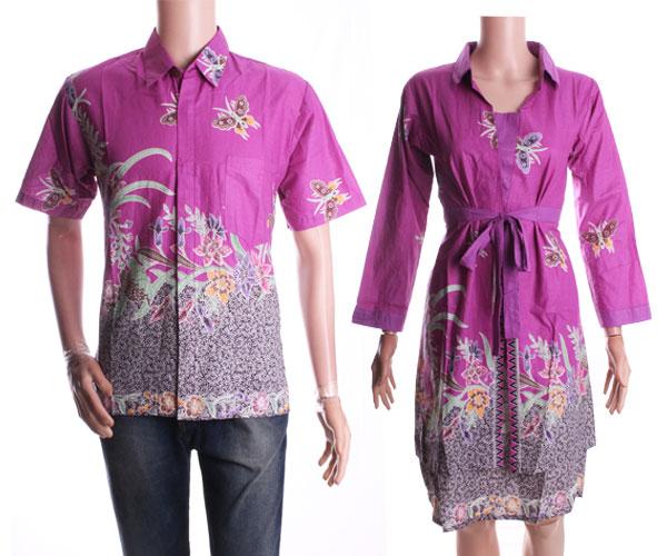 Toko Pedia Baju Batik: Jual Baju Batik Couple Model Dress