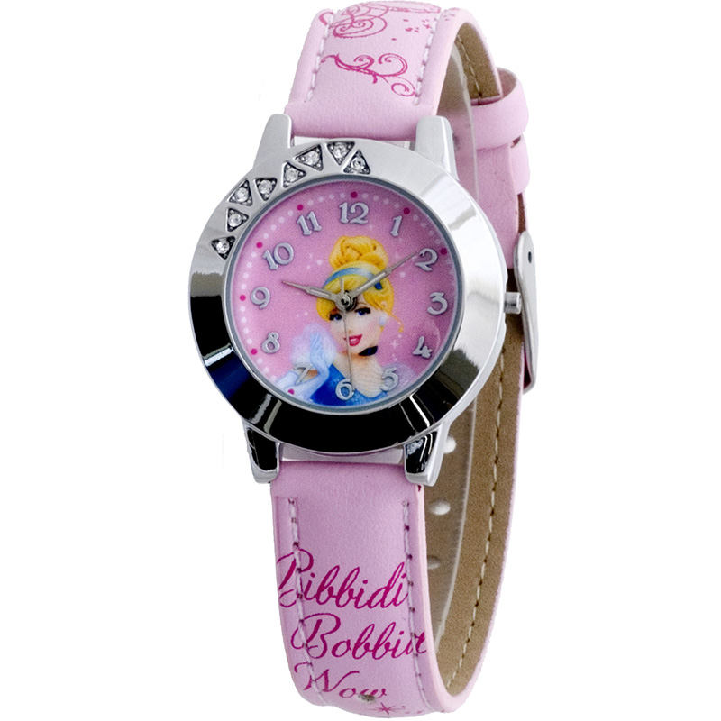Jual Disney PRINCESS ORIGINAL Jam Tangan Anak PSFR1223-02A PINK   Kids  Watch - Cinderella - Skidamarink  e7b9599944
