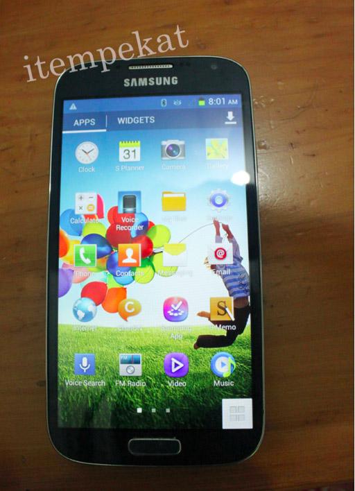 "Samsung Galaxy S4 Replika / KingCopy 5"" Inch New Version Air Gesture"