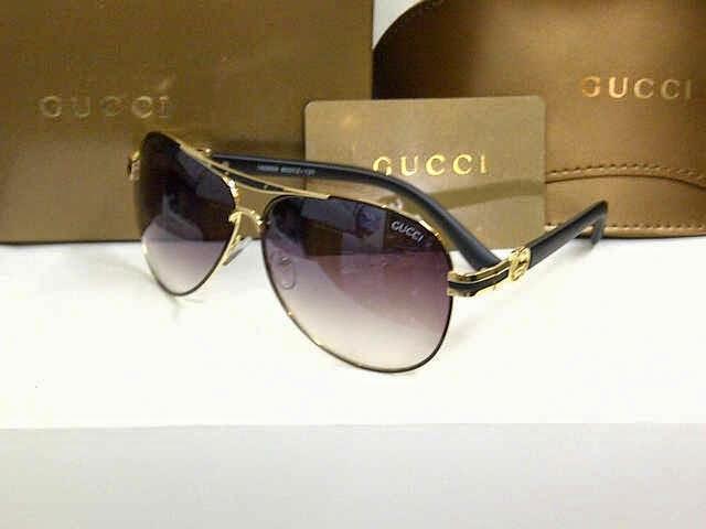 Jual Kacamata Sunglasses Gucci 160659 Hitam Gold - Toko Murah ... c67fc579e4