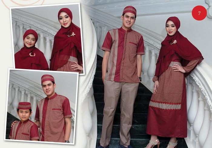 Busana muslim lebaran tahun 2014 yuk lihat model baju Baju gamis model tahun ini