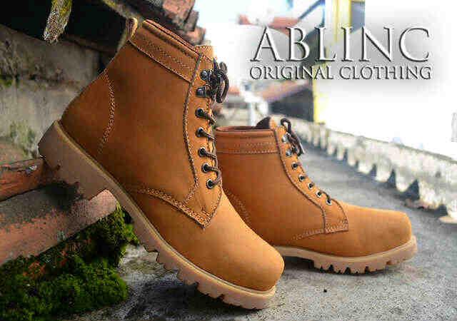 Jual Sepatu ABlinc boot - Mueeza Online Shop  0dd96a6a75