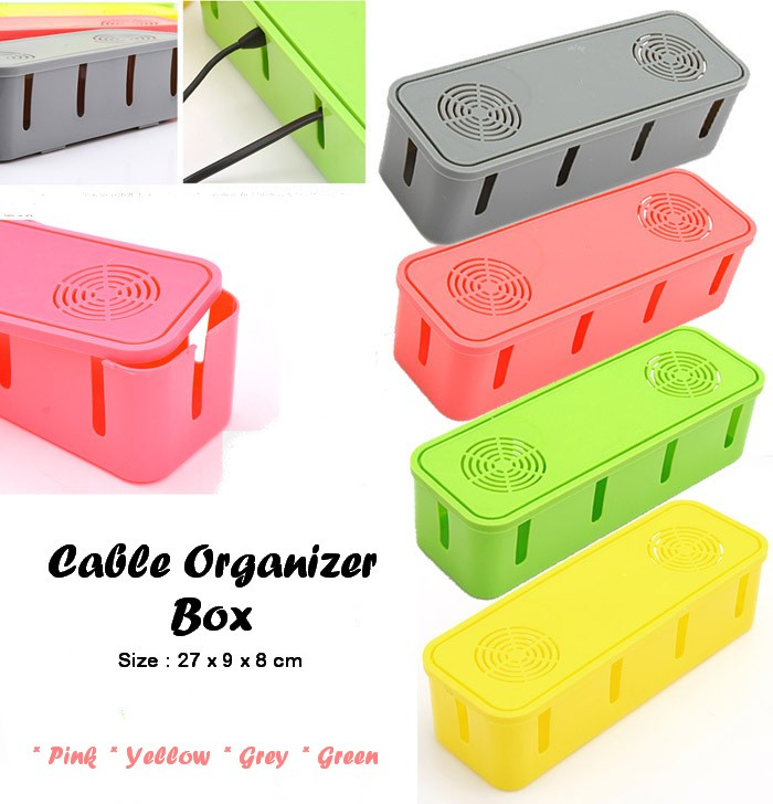 jual cable box organizer kotak pengaman kabel saklar stop kontak nona cantik bandung. Black Bedroom Furniture Sets. Home Design Ideas