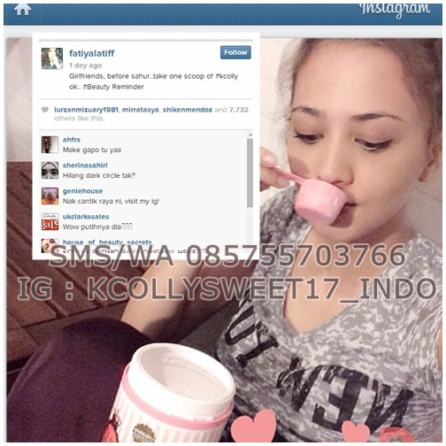 K Colly Collagen Jual K-COLLY SWEET 17 ...