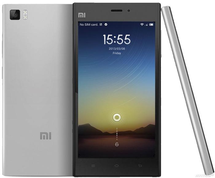 Xiaomi Mi3 16GB - GreyXiaomi Mi3 Grey