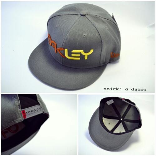 ... official hat topi oakley snapback new era cbca8 4467f 27ee9c5a3167