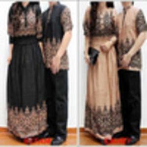 Model Baju Muslim Gamis Khas Tanah Abang